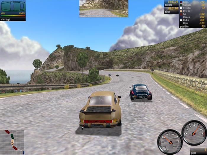 Need for Speed - Porsche Unleashed [NTSC-U] ISO Nfs Porsche Unleashed 2